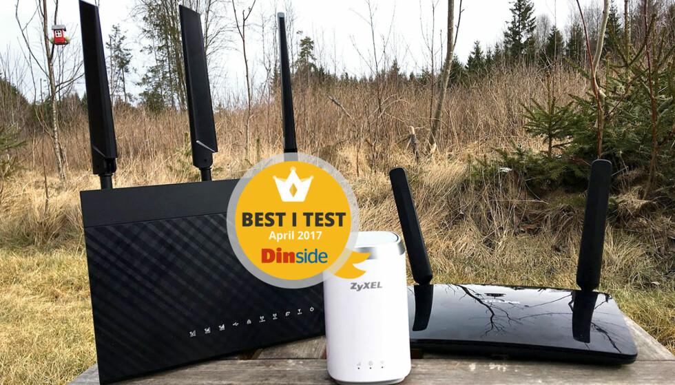 TEST: Full bredbåndshastighet - via mobilnettet