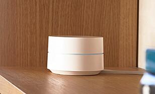 MESH-RUTER: Google Wifi. Foto: Produsenten