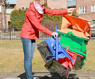 image: De smarte alternativene til tunge plastposer