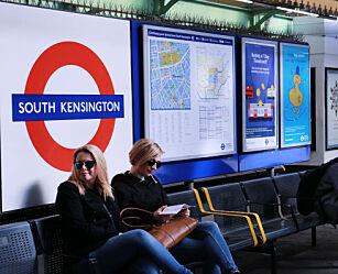 image: Reis raskest og billigst fra Heathrow til sentrum av London