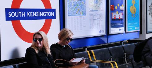 Reis raskest og billigst fra Heathrow til sentrum av London