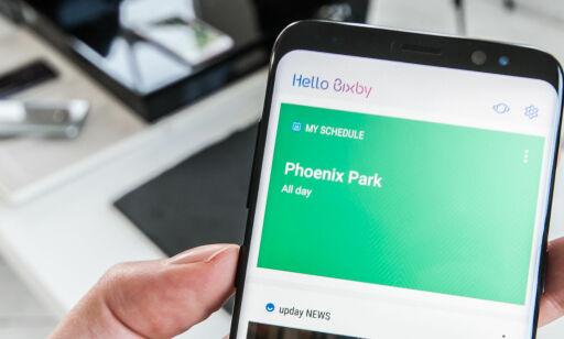 image: Her er Samsung S8 – sjekk den skjermen!
