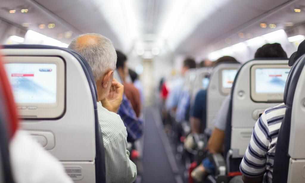 image: Disse passasjerene slipper flypassasjeravgiften