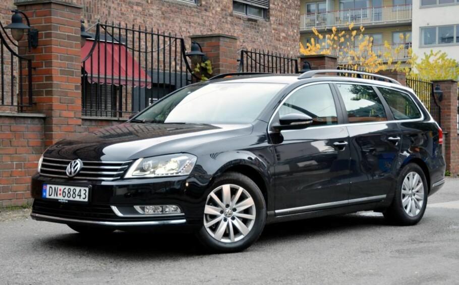 Selger bra: Sort, grått og sølv er populære bilfarger, som bidrar til at kjøretøyene holder seg godt i pris. Foto: Autofil-redaksjonen