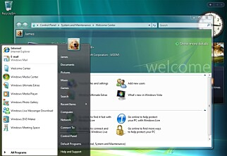 Viktig melding til alle med PC-er som kjører Windows Vista