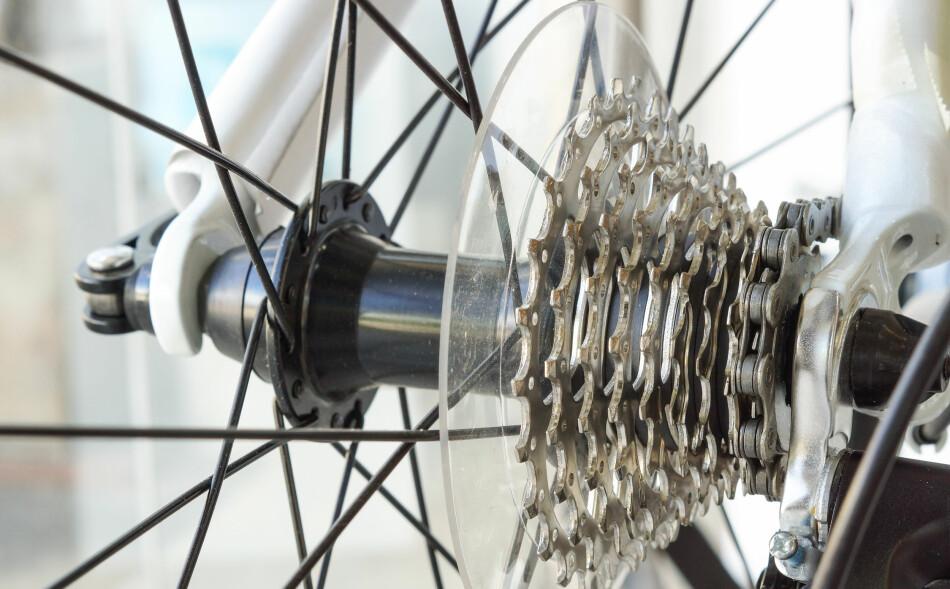 STORE FORSKJELLER: På sykler finner du et utall kvalitets- og prisklasser når det gjelder gir og bremser. Det er viktig å kunne skille gull fra gråstein. Samt å vite at dyrest ikke alltid er best. Foto: Shutterstock/NTB scanpix