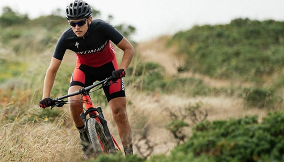 AVSTEMT: En godt blansert sykkel der ramme og utstyr står i forhold til hverandre gir en bra sykkelopplevelse. Foto: Specialized