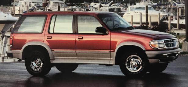 «FORD DRAPSMASKIN VOL 2»: 271 personer døde i Ford Explorer.