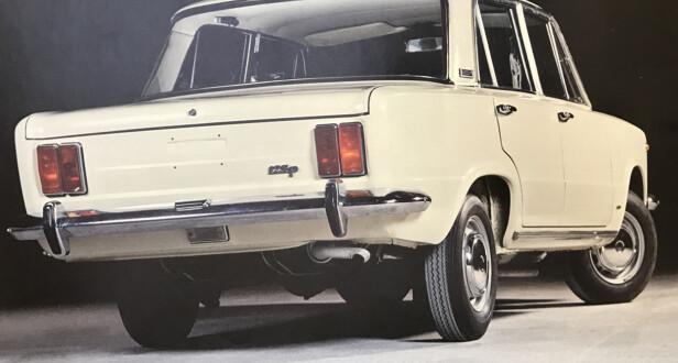 IKKE «FIAT-KLASSE»: Polski Fiat 125P var så dårlig at hovedkontoret beordret polakkene å døpe om bilen.