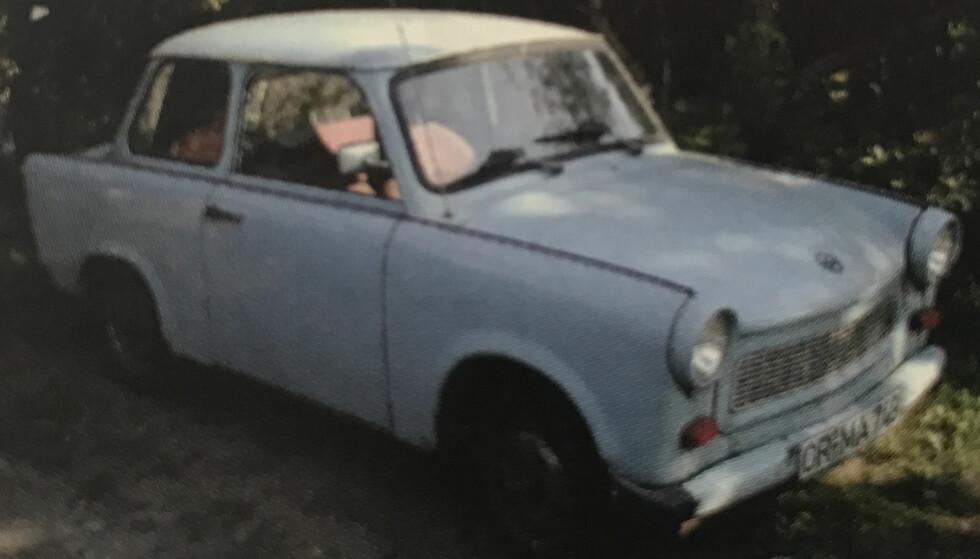 INGEN BIL: Trabant 601 var så ille at «framkomstmiddel» så vidt er dekkende.