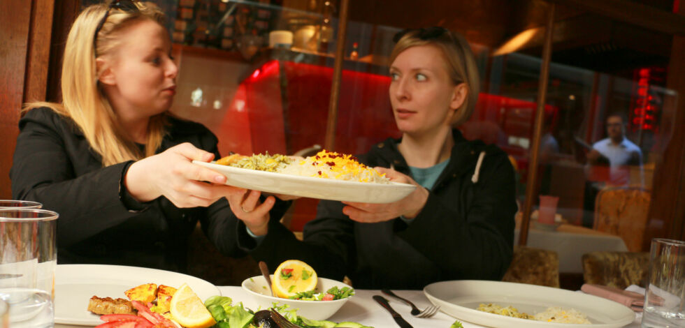 image: Vi har testet de beste restaurantene ved Oxford Street