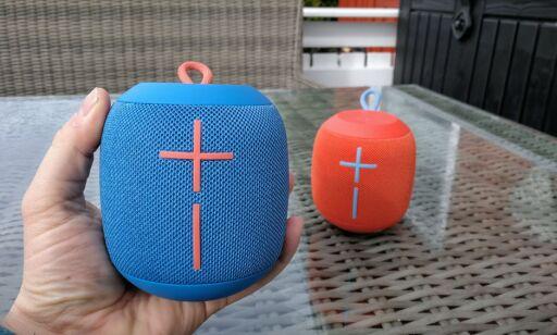 image: Denne Bluetooth-høyttaleren er bare genial