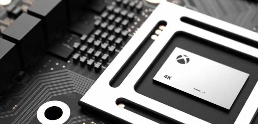 image: Nye detaljer om Microsofts kommende spillkonsoll