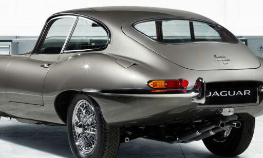 image: Den ekte Jaguar-klassikeren er tilbake