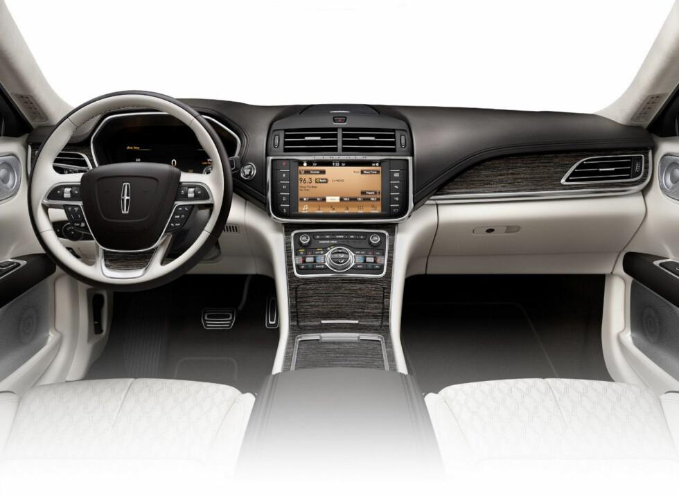 KONTINENTAL: Lincoln Continental.