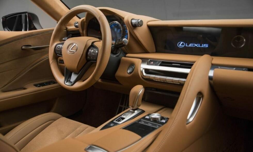 «LUKSUS-TOYOTA»: Lexus LC 500