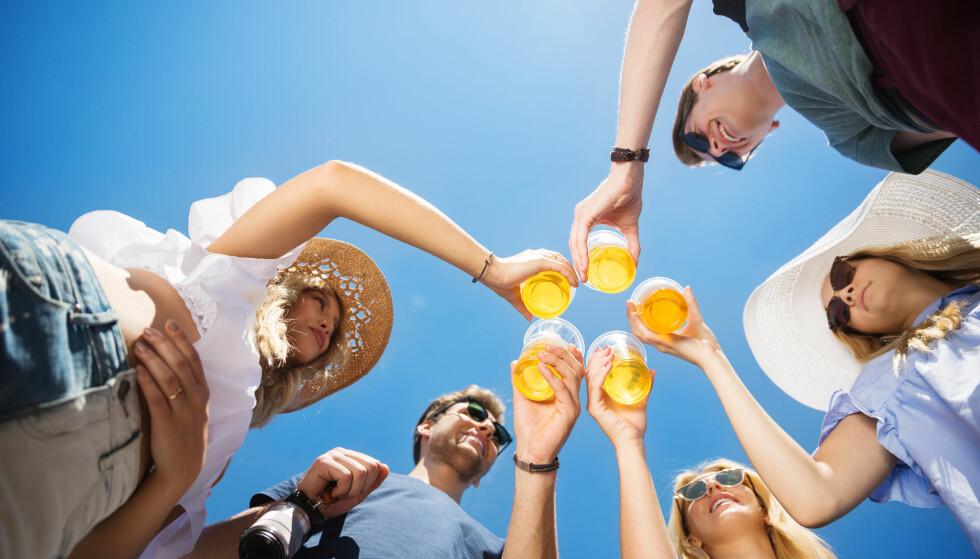 KLAR FOR FRI? Planlegger du feriedagene dine godt, kan du få ekstra lang fri ved å bruke færrest mulig fridager. Foto: Shutterstock/NTB Scanpix