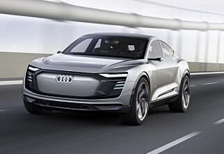 Audis første elbiler kommer snart