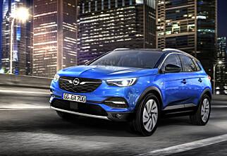 Nå satser Opel endelig på SUV igjen