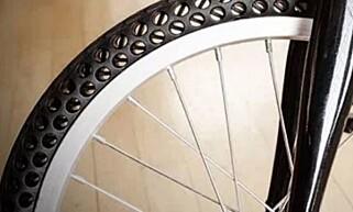HULL: Nexo har i seks år vært ute med et patent som ligner Bridgestones. Foto: Nexo