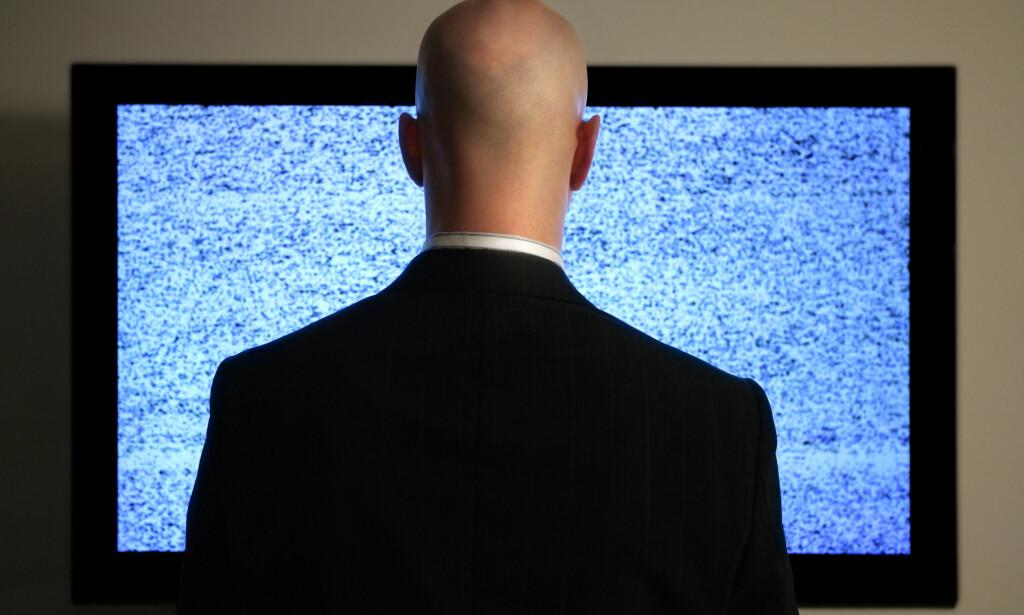 KUN DIGITALT: Fra 18. september mister Canal Digitals analogkunder sine TV-kanaler. Da må de over på digitale løsninger. Foto: Shutterstock