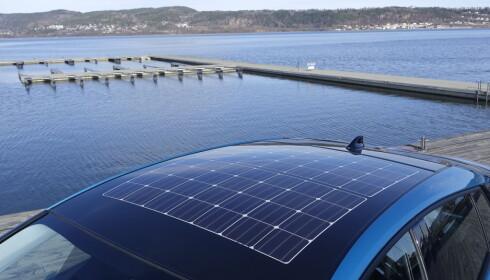 FEM KM: Du kommer deg fem kilometer ekstra med dette soltaket. Foto: Rune M. Nesheim