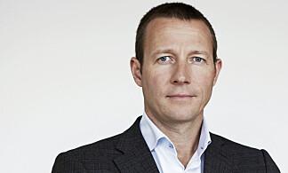 Forfatteren, Harald Jachwitz Andersen, er politisk direktør i Virke. Foto: Pressebilde