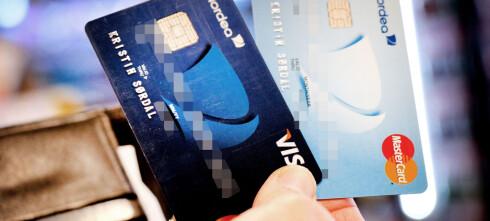 Kortsvindelen øker - utenlandske nettbutikker er utfordringen