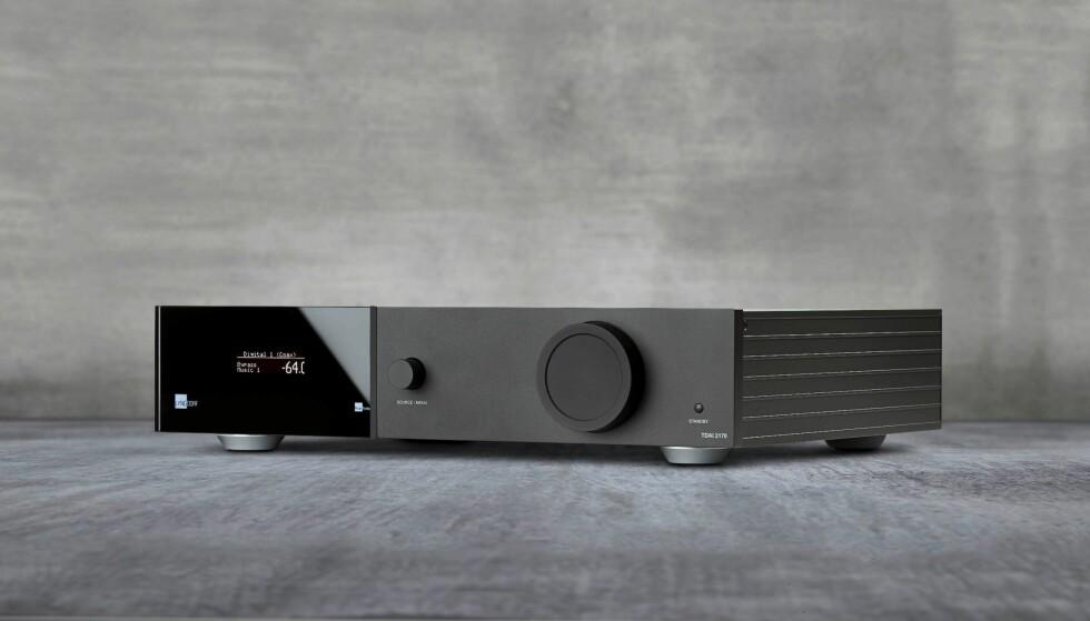 LYNGDORF TDAI 2170: Helt digital forsterker som gir unike muligheter til å forme lyden i stereoanlegget ditt. Foto: produsenten