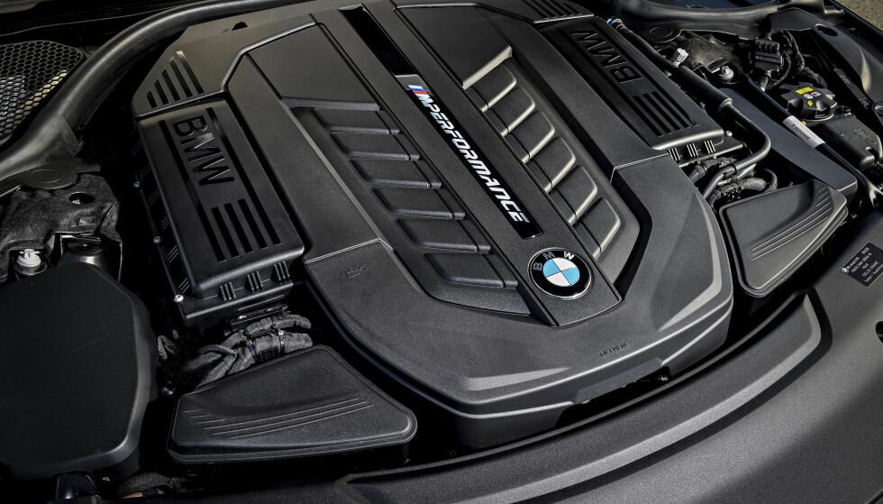 Trangt: Her har du rett og slett ingen ting å gjøre på egenhånd. Foto: BMW