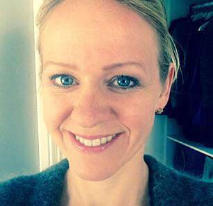 BRUKTE TID: Talkmore-direktør Camilla Amundsen forteller at de brukte lang tid på å sette seg inn i reglene før de valgte sin løsning på EØS-roamingen. Foto: Talkmore