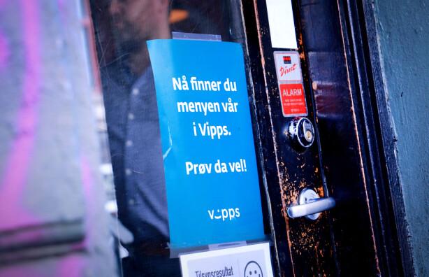 MINDRE STEDER: Vipps Go retter seg først og fremst mot små og mellomstore bedrifter, som kanskje ikke har avanserte datasystemer allerede. Go skal være lett å sette opp, og et alternativ til å lage egne løsninger. Foto: Ole Petter Baugerød Stokke