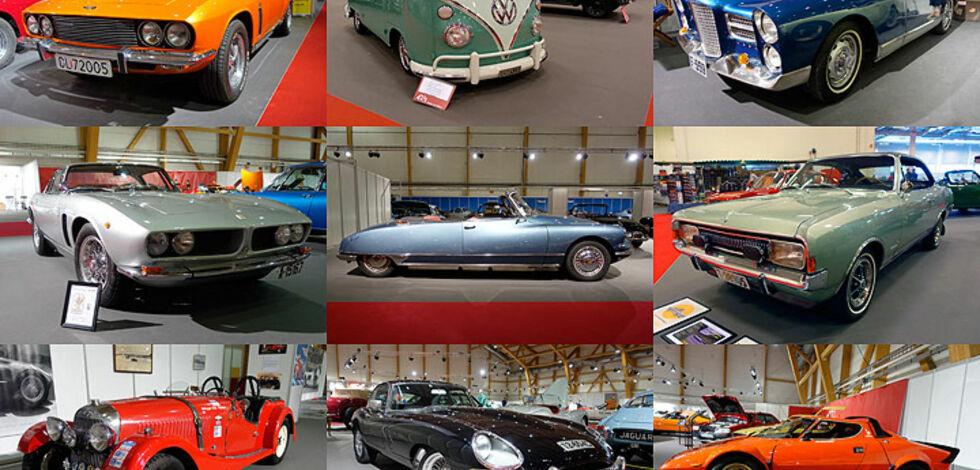 image: Drømmeshow for bilentusiaster