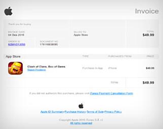 IKKE KJØPT? Mange får seg en overraskelse når de angivelig skal ha kjøpt noe fra iTunes.