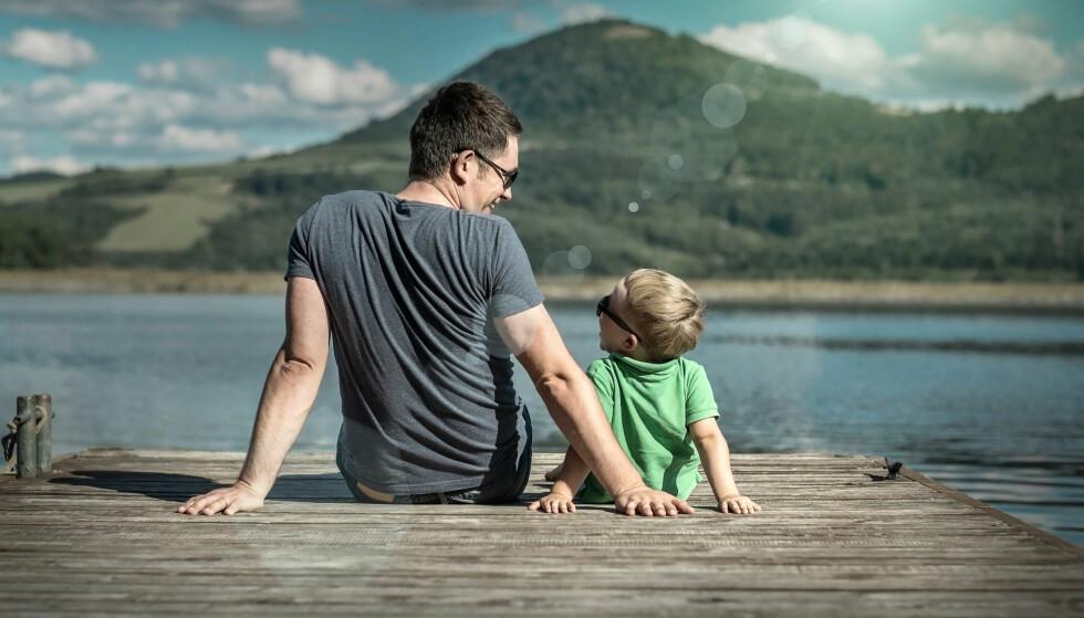 FERIEPENGER FRA NAV? Se om du får feriepenger fra Nav i slutten av mai, og hvor mye det eventuelt utgjør. Foto: Shutterstock/NTB Scanpix