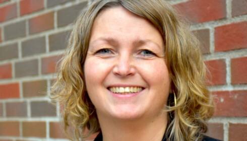 DROPPER SORTERING: Sylvelin Aadland, ansvarlig for Sortere.no, tror at det er mange grunner til å folk dumper søppel uten å bry seg om sortering. Foto: LOOP.
