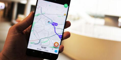 image: GPS-appen som lar deg bruke din egen stemme til navigasjon
