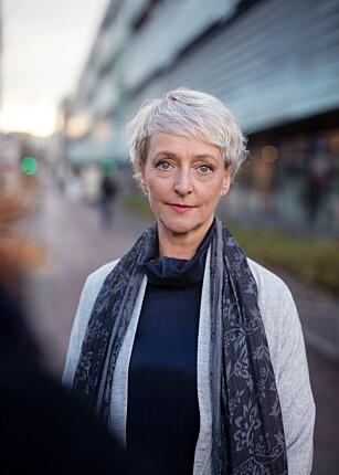 OVERRASKET: Forbrukerombud Elisabeth Lier Haugseth sier at hun ble overrasket over Peppes-reklamene, samtidig som hun har ventet seg utviklingen. Foto: Kimm Saatvedt / Forbrukerombudet