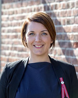 ØNSKER ENDRING: Christina Bu, generalsekretær i Norsk Elbilforening. Foto: NTB/Scanpix