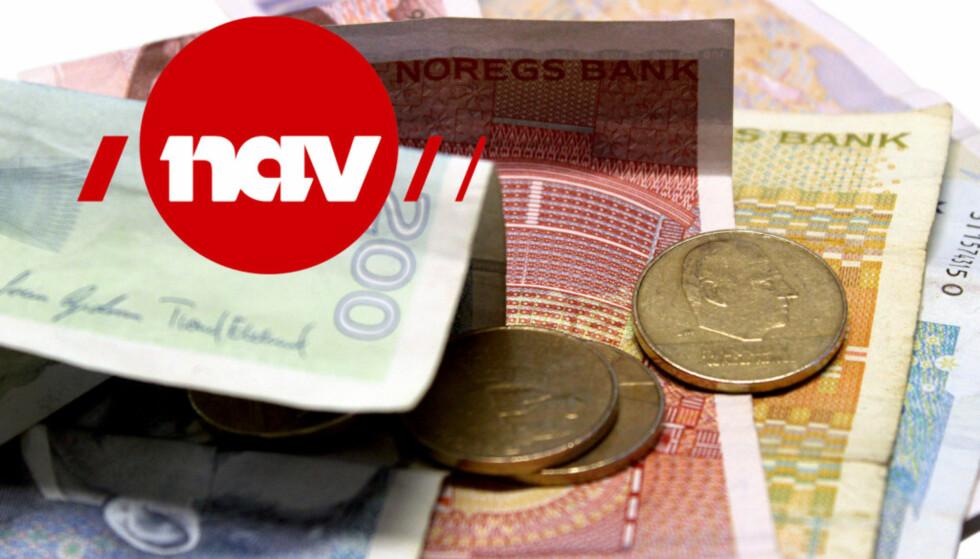MER PENGER TIL KONTROLL: Regjeringen vil gi Nav 30 millioner mer i 2017 for å avdekke feilutbetalinger. Foto: Ole Petter Baugerød Stokke