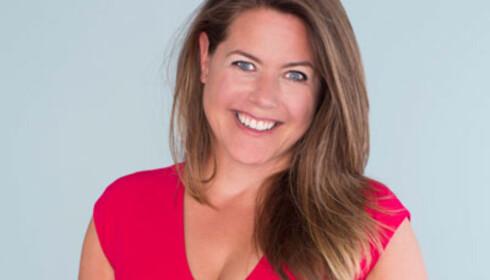 FARGEEKSPERT: Tale Olivia Henningsen, kreativ leder ved Fargerike. Foto: