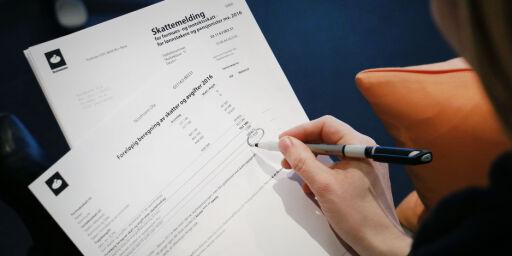 image: Sjekk at du får skattepengene til riktig konto