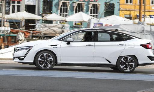 image: Hydrogenbil med god plass - men den har noen utfordringer