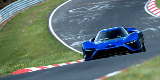 image: Raskere enn de raskeste superbilene