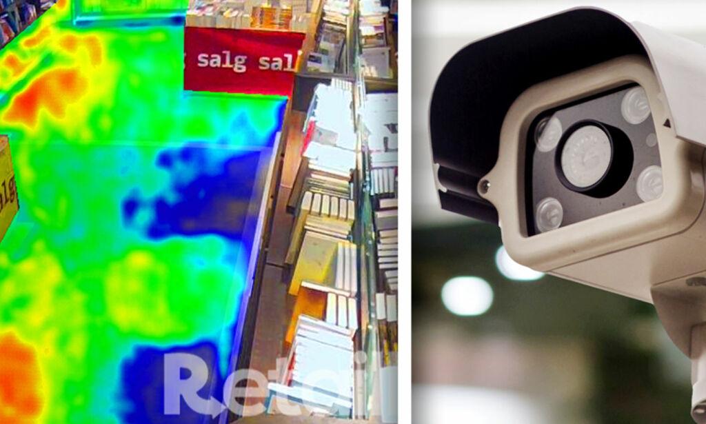 image: Slik overvåker og analyserer norske butikker kundene: - Gir meg ubehag