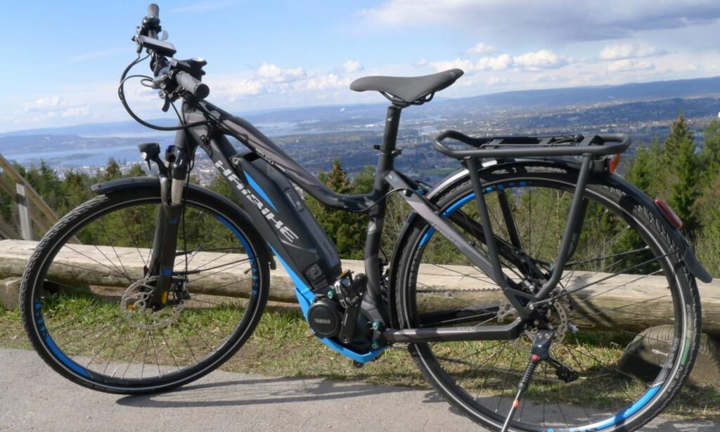 KOSTER: Mange av de gode elsyklene nærmer seg 30.000 kroner. Foto: Tore Neset