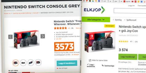 image: Power billigst på 14 av 20 produkter