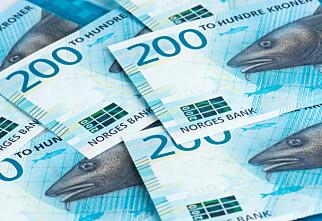 Tirsdag kommer nye og sikrere 100- og 200-kronesedler