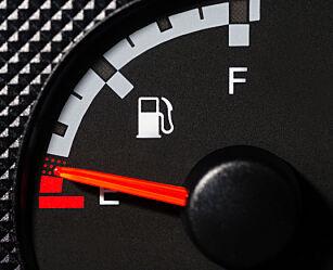 image: Så langt kan du kjøre med varsellampa lysende