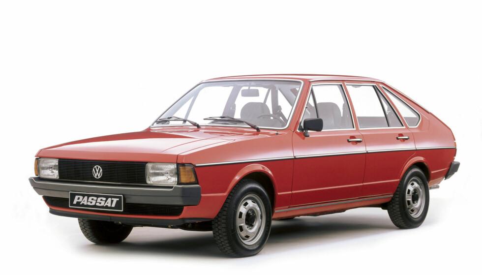 NORGESVENN: Volkswagen Passat har vært en populær bil i Norge i alle år. Foto: Volkswagen
